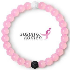 Lokai Breast Cancer Awareness Light Pink Bracelet